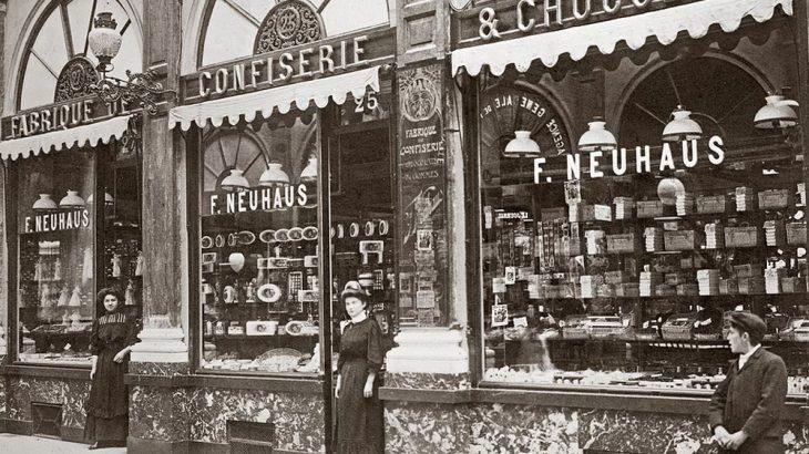 【ノイハウス】現代ショコラ人気の礎を築いたベルギー王室御用達の至福